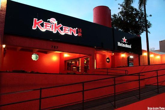 Keiken Sushi Bar E Restaurante