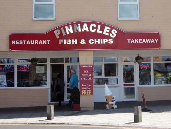Pinnacles Restaurant: Pinnacles in Seahouses