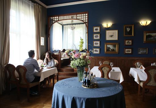 Villa Elise Park Pension: our restaurant