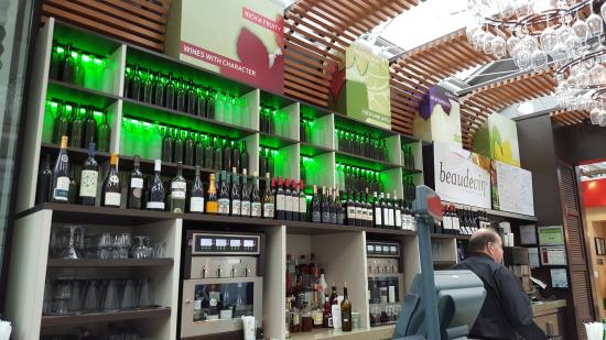 Beaudevin Wine Bar