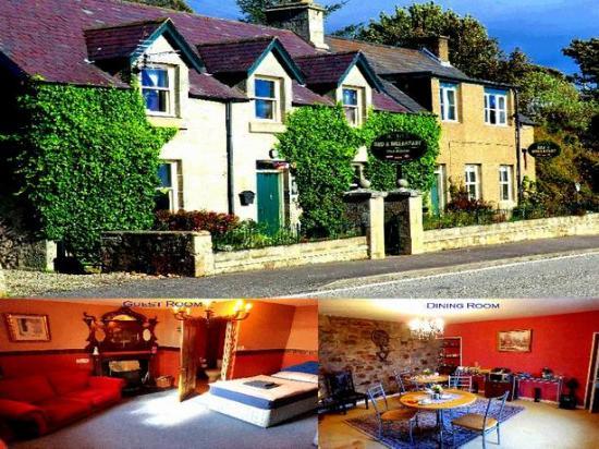 Helmsdale, UK: JUttas Bed & Breakfast