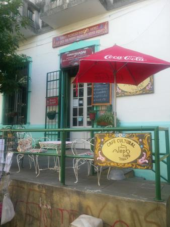 Cafe Cultural Aleph