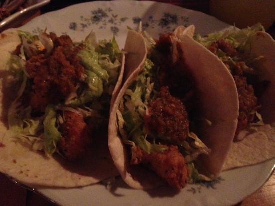 Fortville, IN: Fish tacos