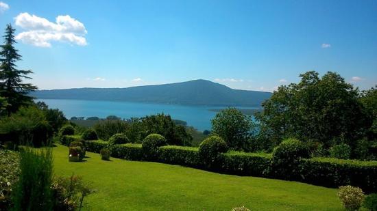 Villa la Paiola - Lago di Vico : Amazing view