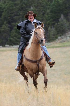 Bonanza Creek Guest Ranch : You can't beat Bonanza Creek for fun!