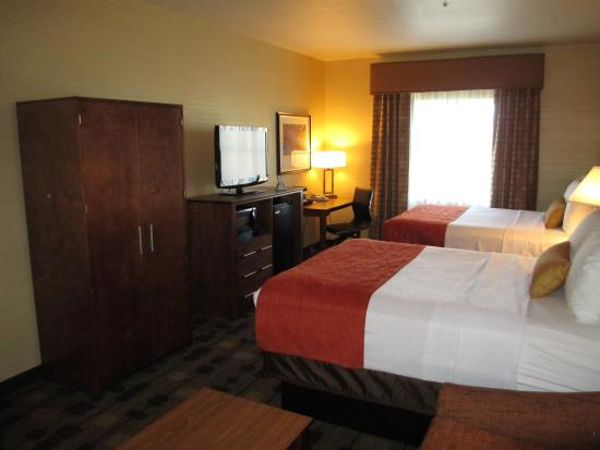 Oakley, CA: Double Guest Room