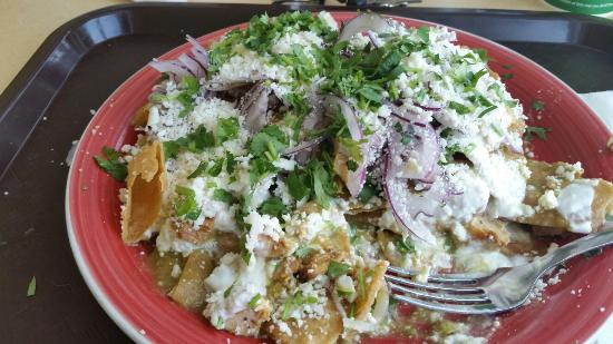 Los Chilaquiles
