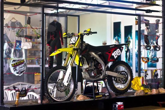 Nitro City Panama Action Sports Resort: Moto Travis Pastrana