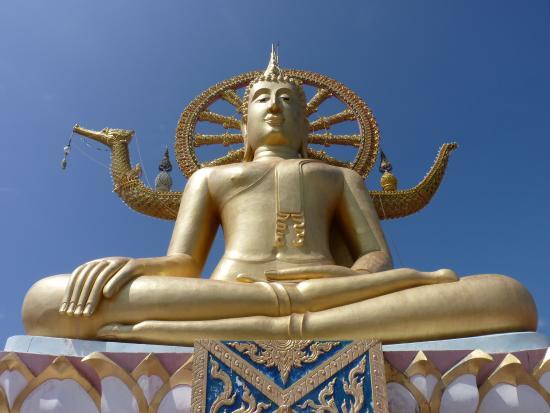 Bophut, Thailand: The Big Buddha