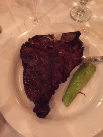 Pine Brook, Nueva Jersey: USDA Prime T-Bone Steak Aged Beef