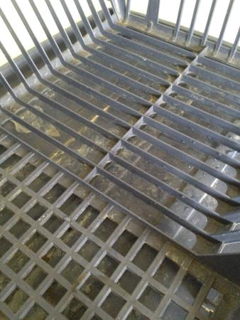 Lakeview, AR: Dish drainer
