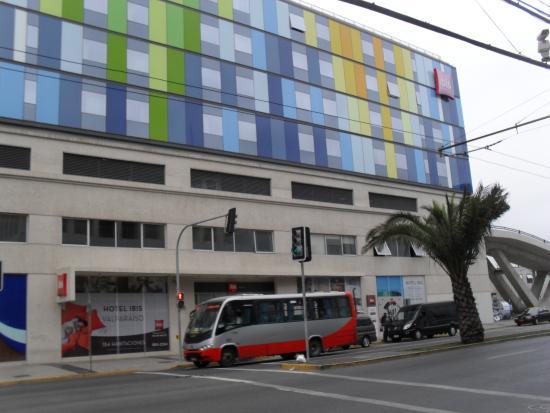 Foto de ibis valparaiso valparaiso ibis hotel valparaiso for Hotel ibis valparaiso