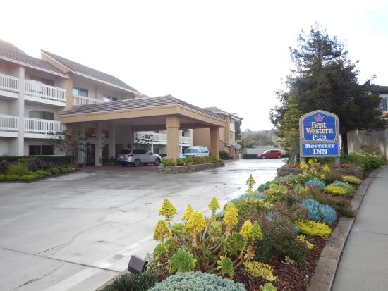 best western plus monterey inn monterey ca picture of