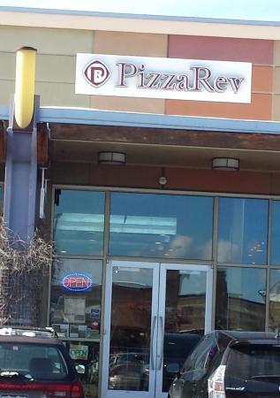 PizzaRev Boulder
