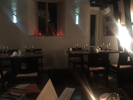 Kendal, UK: New Moon Restaurant