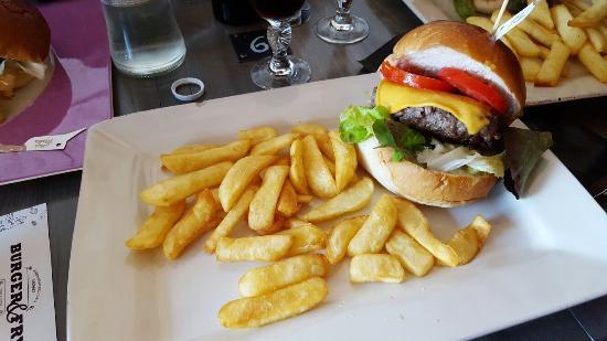 Burger&Fry