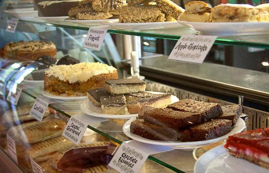 Grasmere Tea Gardens: Homemade cakes