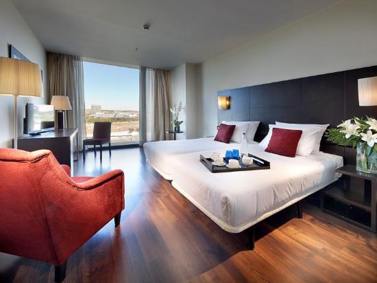 Hotel eurostars zaragoza ahora 47 antes 6 2 for Precio habitacion hotel