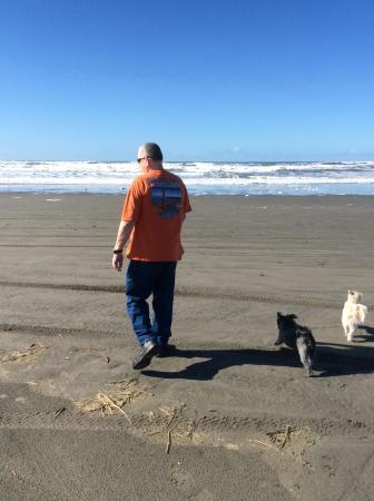 Long Beach, WA: Strolling
