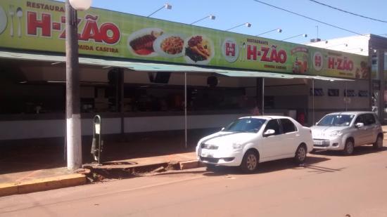H Zao Restaurante