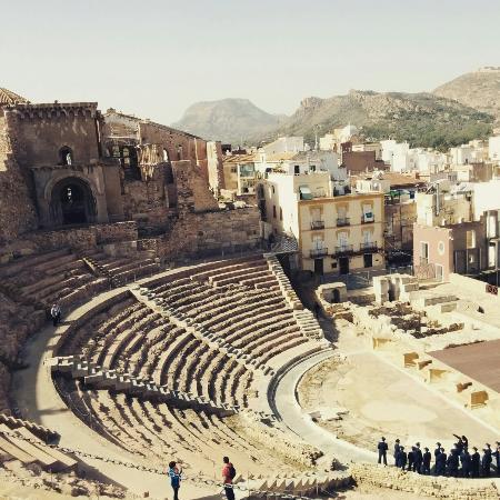 Roman Theatre Museum - Picture of Roman Theatre Museum ...