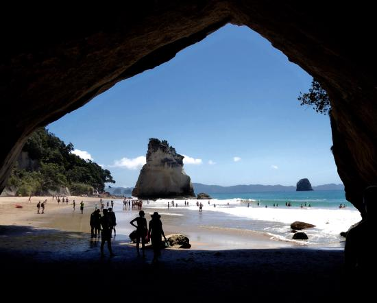 104 on Moore Bed & Breakfast: Cathedral Cove, Coromandel Peninsula