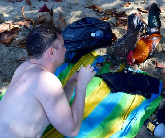 Kalalau Trail: Ke e Beach