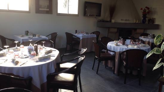 Hotel Le Clos : salle