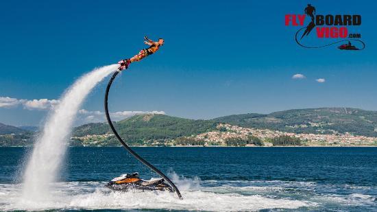 Flyboard Vigo