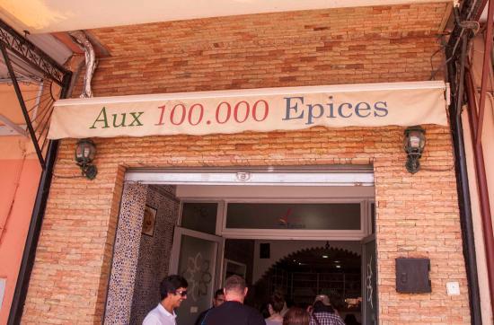Aux 100000 Epices