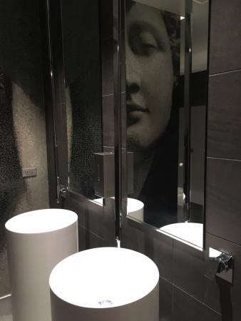 Fire: The Coolest Bathrooms Ever