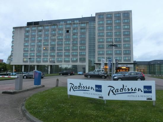 Picture Of Radisson Blu Hotel Amsterdam Airport