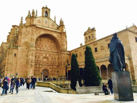 Catedral Velha de Salamanca - Picture of Old Cathedral ...