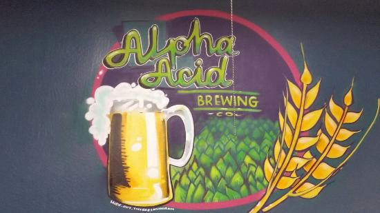 ‪Alpha Acid Brewery‬