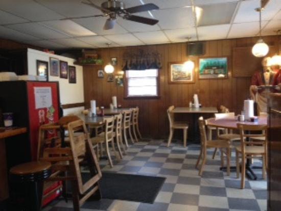 main dining area picture of hawksbill diner stanley tripadvisor rh tripadvisor com