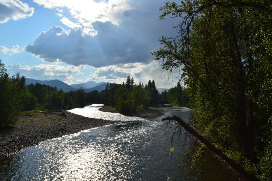 Winthrop, WA: Methow River
