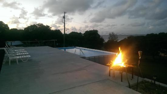 Play @ Cane Bay: Enjoy an afternoon swim and cozy nightly fire