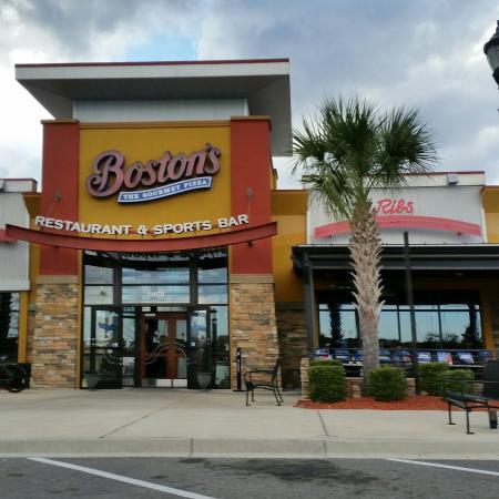 Bostons River City Marketplace Jacksonville Fla Review Of Boston S Restaurant Sports Bar Fl Tripadvisor