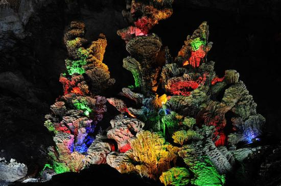 Mashan County, China: Jinlun Cave