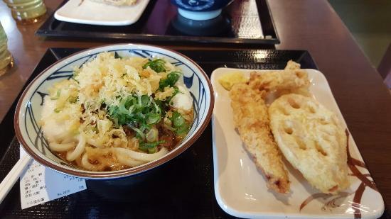 Marugame-Seimen Shimonoseki-Chofu