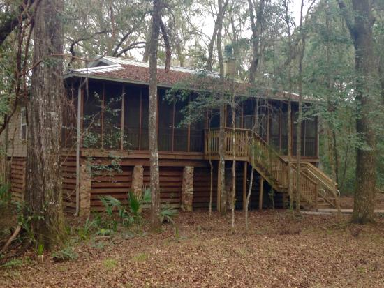 Charmant Cabins At Suwannee River State Park