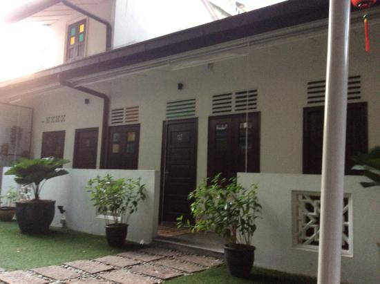 The Yard Boutique Hotel KL: Hotel rooms