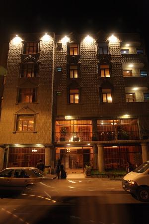 Bela Addis Hotel