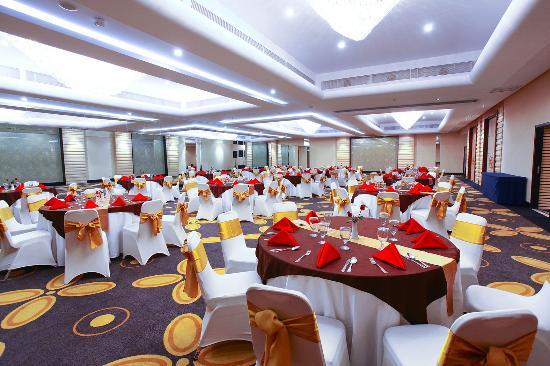 Hotel New Saphir Yogyakarta: Malioboro Ballroom