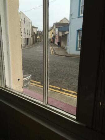 Halpin's Bridge Cafe: View from the window