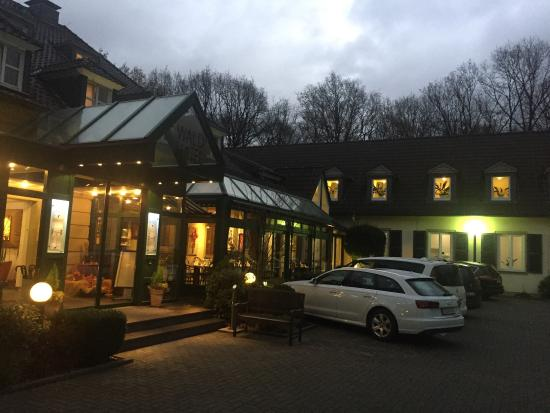 Waldhotel Heiligenhaus: Awesome stay