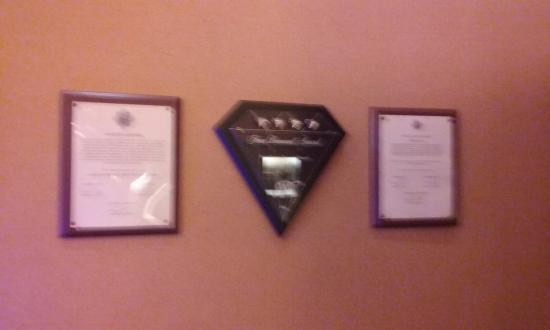 Pala Casino Resort and Spa: 2015 AAA Four Diamond Resort Winner Certification
