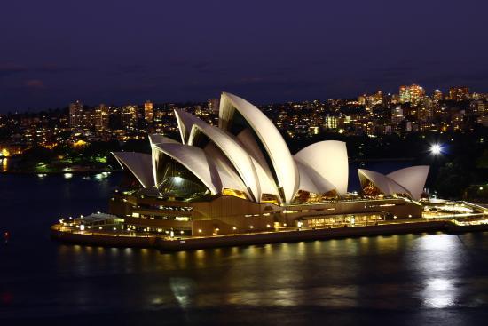 Opera House By Night Picture Of Sydney Opera House Sydney Tripadvisor
