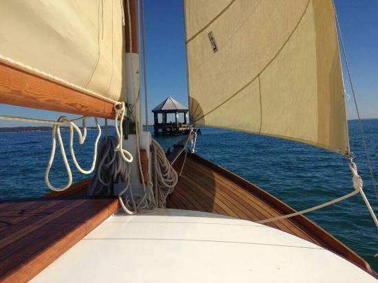 Sail and See