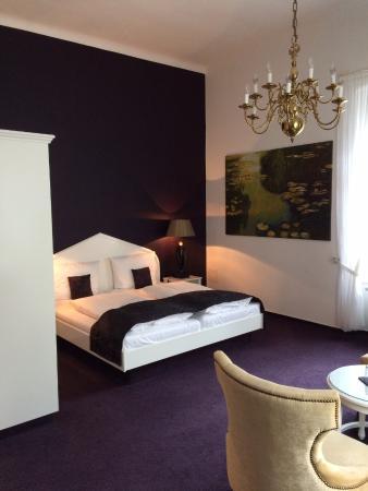 Schlosshotel Kittendorf: Doppelzimmer